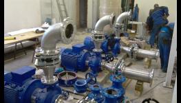 Automatické tlakové stanice - montáž, oprava i servis