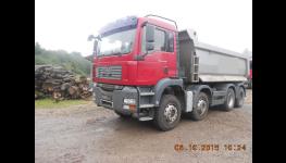 Autodoprava, kontejnerová doprava i provádění zemních, stavebních a výkopových prací v Jihomoravském kraji