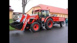 Prodej a autorizovaný servis traktorů ZETOR Velim, náhradní díly, generální opravy