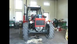 Opravy, servis traktorů ZETOR Velim