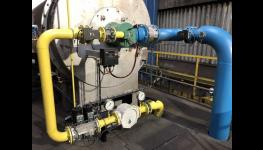 Profesionální montáž a servis průmyslových hořáků firmy Kromschröder