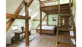 Stylové ubytování v útulných apartmánech