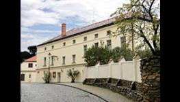 Luxusní ubytování v penzionu v historickém centru Znojma