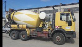 Betonárka Kolín, kontejnerová doprava, odvoz stavebního a komunálního odpadu, dovoz písku
