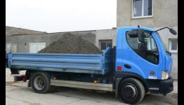 Rozvoz stavebního materiálu, betonárna, výroba a rozvoz betonu přímo k zákazníkovi