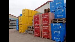 Zateplení a izolace Pardubice - kompletní izolační materiál