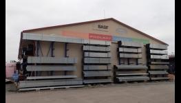 Dolur – stavebniny Pardubice, Přelouč – stavební materiál
