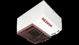 Plynové teplovzdušné systémy Reznor pro hospodárné vytápění hal