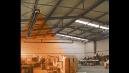 Plynové přímotopy Schulte k vytápění průmyslových a skladovacích hal
