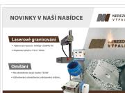 WEBOVÁ STRÁNKA Nerezové výpalky, s.r.o. kusová, sériová výroba