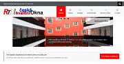 WEBOVÁ STRÁNKA RT Okna - Radek Doležal