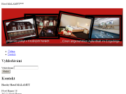 WEBOVÁ STRÁNKA Hotel Malamut RELAX RESORT Nové Hamry s.r.o.