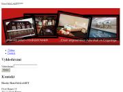 SITO WEB Hotel Malamut RELAX RESORT Nove Hamry s.r.o.