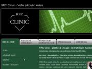 WEBOVÁ STRÁNKA RRC Clinic a.s.