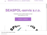 WEBOVÁ STRÁNKA Seaspol - servis, s.r.o.