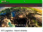 WEBOVÁ STRÁNKA ViT Logistics s.r.o.
