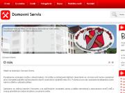 WEBOVÁ STRÁNKA Domovní servis