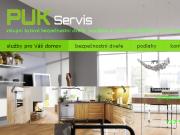 SITO WEB PUK Servis, s.r.o. Pokladka drevenych a prkennych podlah