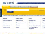 SITO WEB Evropska databanka a.s.