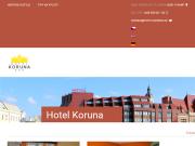 WEBOVÁ STRÁNKA Hotel Koruna Opava Hotel v centru m�sta