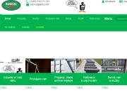 WEBOVÁ STRÁNKA KADLEC, spol. s r.o. průmyslové váhy Opava