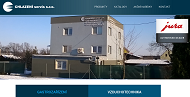 WEBOVÁ STRÁNKA CHLAZEN� servis s.r.o. Opava GASTRO, GASTROZA��ZEN�, GASTROVYBAVEN�
