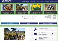 SITO WEB Garden centrum - Raida Zahradnictvi Opava