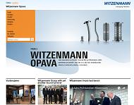 SITO WEB Witzenmann Opava, spol. s r.o