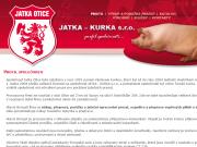 WEBOVÁ STRÁNKA JATKA-KURKA s.r.o.