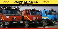 WEBOVÁ STRÁNKA AGIPP-ILLÍK s.r.o. Vývoz žump a septiků Opava