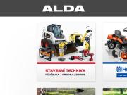WEBOVÁ STRÁNKA ALDA Opava s.r.o.