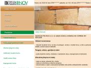 PÁGINA WEB Pila Krnov, spol. s r.o. Drevene bedny a obaly