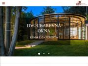 WEBOVÁ STRÁNKA HON-okna, dveře, s.r.o. Výroba dřevěných oken a vchodových dveří