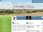 WEBOVÁ STRÁNKA Obec Vřesina u Hlučína