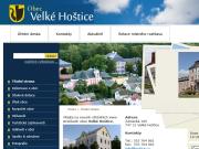 WEBOVÁ STRÁNKA Obec Velké Hoštice Obecní úřad
