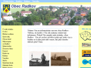 SITO WEB Obec Radkov Obecni urad