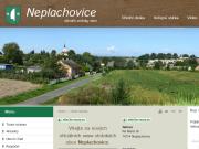 WEBOVÁ STRÁNKA Obec Neplachovice Obecní úřad