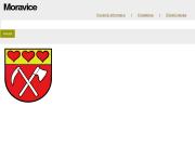 SITO WEB Obec Moravice Obecni urad