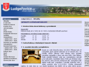 SITO WEB Obec Ludgerovice