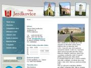 WEBOVÁ STRÁNKA Obec Jezdkovice Obecní úřad