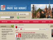 WEBOVÁ STRÁNKA M�sto Hradec nad Moravic�