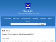WEBOVÁ STRÁNKA Obec Malá Štáhle Obecní úřad