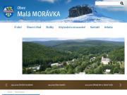 WEBOVÁ STRÁNKA Obec Malá Morávka Obecní úřad
