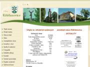 SITO WEB Obec Kristanovice Obecni urad