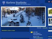 WEBOVÁ STRÁNKA Obec Karlova Studánka Obecní úřad