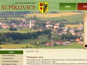 WEBOVÁ STRÁNKA Obec Supíkovice Obecní úřad