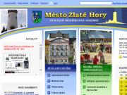 SITO WEB Mesto Zlate Hory