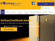 WEBOVÁ STRÁNKA BENEKOVterm s.r.o. Automatické a moderní kotle Benekov