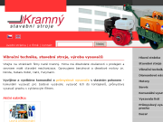 SITO WEB Kamil Kramny Stavebni stroje Kramny