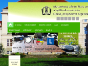 WEBOVÁ STRÁNKA Masarykova střední škola zemědělská a Vyšší odborná škola, Opava, příspěvková organizace